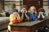 COREY FOGELMANIS, PEYTON MEYER, SABRINA CARPENTER, AUGUST MATURO