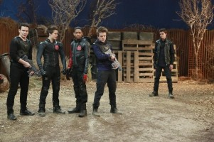 HAL SPARKS, BILLY UNGER, TYREL JACKSON WILLIAMS, SPENCER BOLDMAN, JEREMY KENT JACKSON, COLE EWING