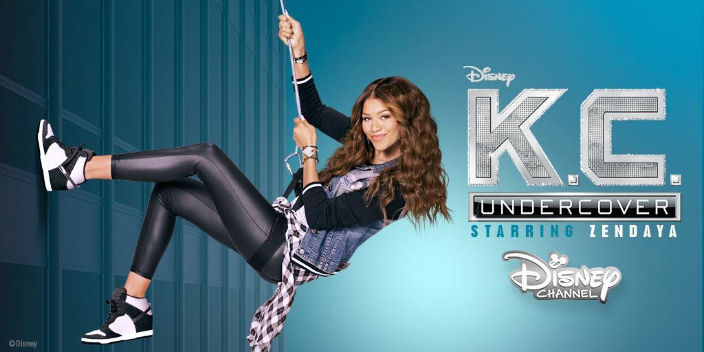 Disney Channel Kc Undercover