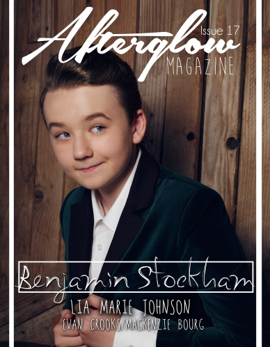 Ben Afterglow Cover