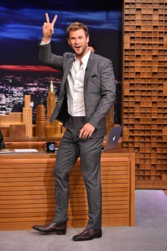 Chris+Hemsworth+Chris+Hemsworth+Visits+Tonight+CiliA1GsMZ4l