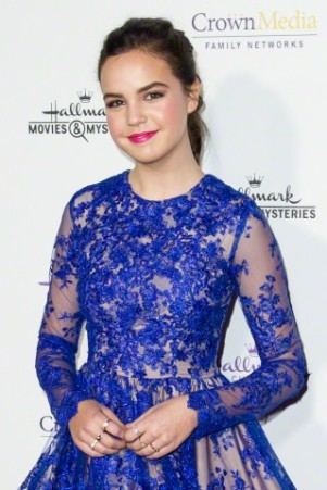 Bailee Madison attends the 2015 Hallmark Channel and Hallmark Movies & Mysteries TCA