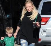 Hilary+Duff+Son+