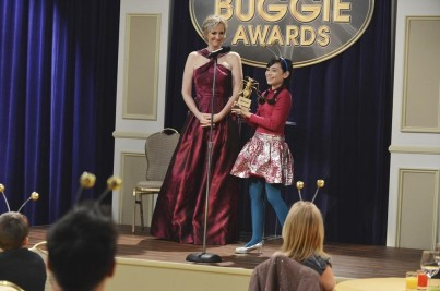 JANE LYNCH, CECILIA BALAGOT