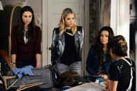 TROIAN BELLISARIO, ASHLEY BENSON, SHAY MITCHELL