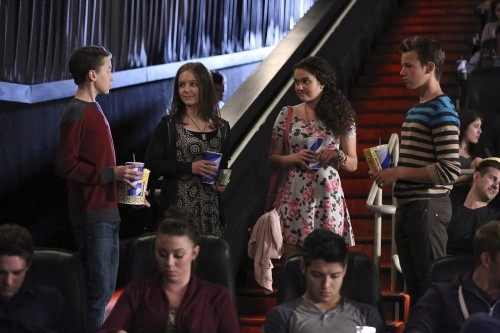 HAYDEN BYERLY, IZABELA VIDOVIC, MADISON PETTIS, GAVIN MACINTOSH
