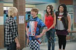 ROSS LYNCH, CALUM WORTHY, LAURA MARANO, RAINI RODRIGUEZ