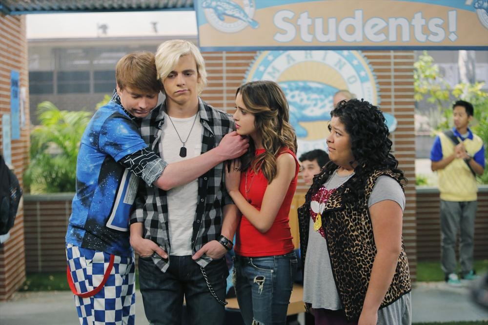Austin Not Graduating Find Out On All New Austin Ally