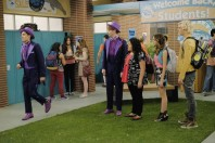 CALUM WORTHY, RAINI RODRIGUEZ, LAURA MARANO, ROSS LYNCH