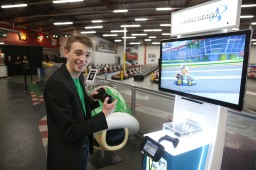 Dylan Riley Snyder Races Into His 18th Year With Nintendo