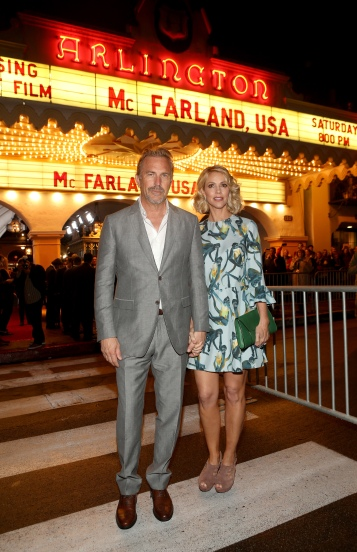 The Santa Barbara Film Festival Closing Night Screening Of McFarland, USA At The Arlington Theatre