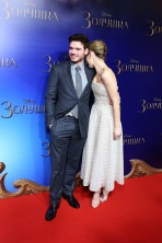 Moscow, 16 February: The stars of Disney's breathtaking live-a