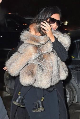Kim+Kardashian+North+Return+Their+Apartment+cpijgJGfnrBl
