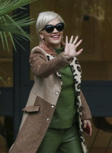 Rita+Ora+pictured+arriving+ITV+studios+wLR26NBZHthl