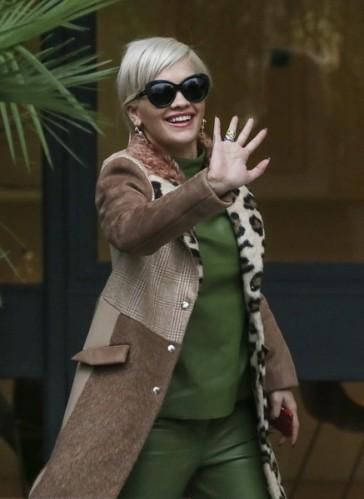 Rita+Ora+pictured+arriving+ITV+studios+wLR26NBZHthl