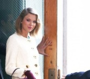 Taylor+Swift+Steps+Out+In+NYC+