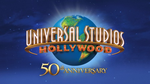 USH 50th anniversary logo - English