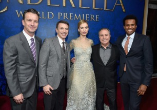 "World Premiere Of Disney's Live-Action ""Cinderella"""