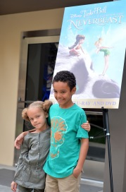 """Tinker Bell And The Legend Of The Neverbeast"" LA Screening"