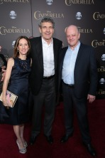 Allison Shearmur, Alan Horn, David Barron