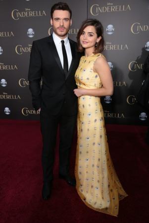 Richard Madden, Jenna Coleman