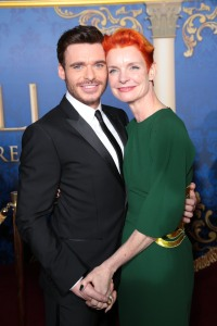 Richard Madden, Sandy Powell