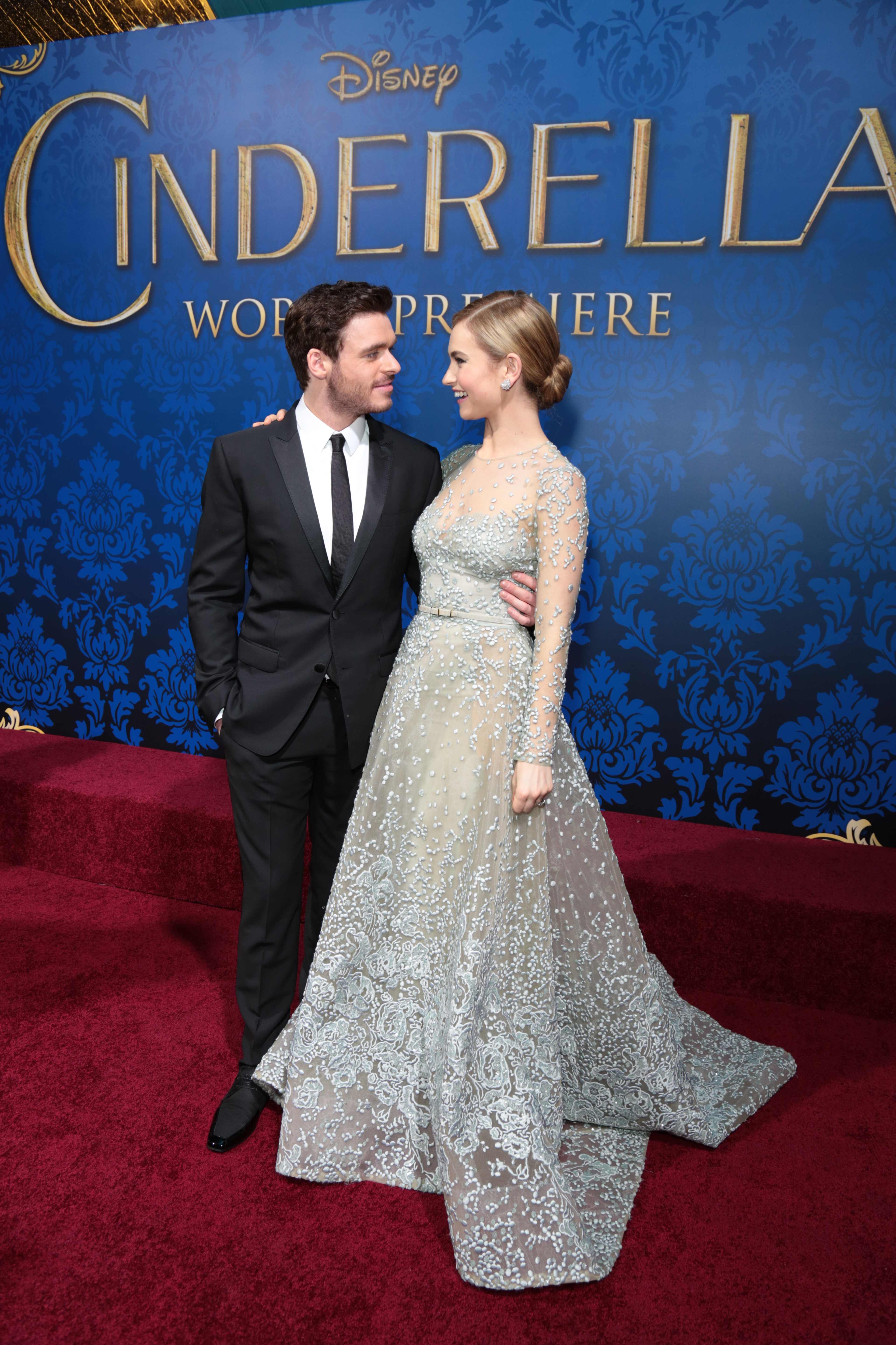 Photos Fabulous Pics From Us Cinderella Premiere