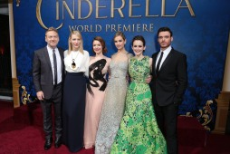 Kenneth Branagh, Cate Blanchett, Holliday Grainger, Lily James, Sophie McShera